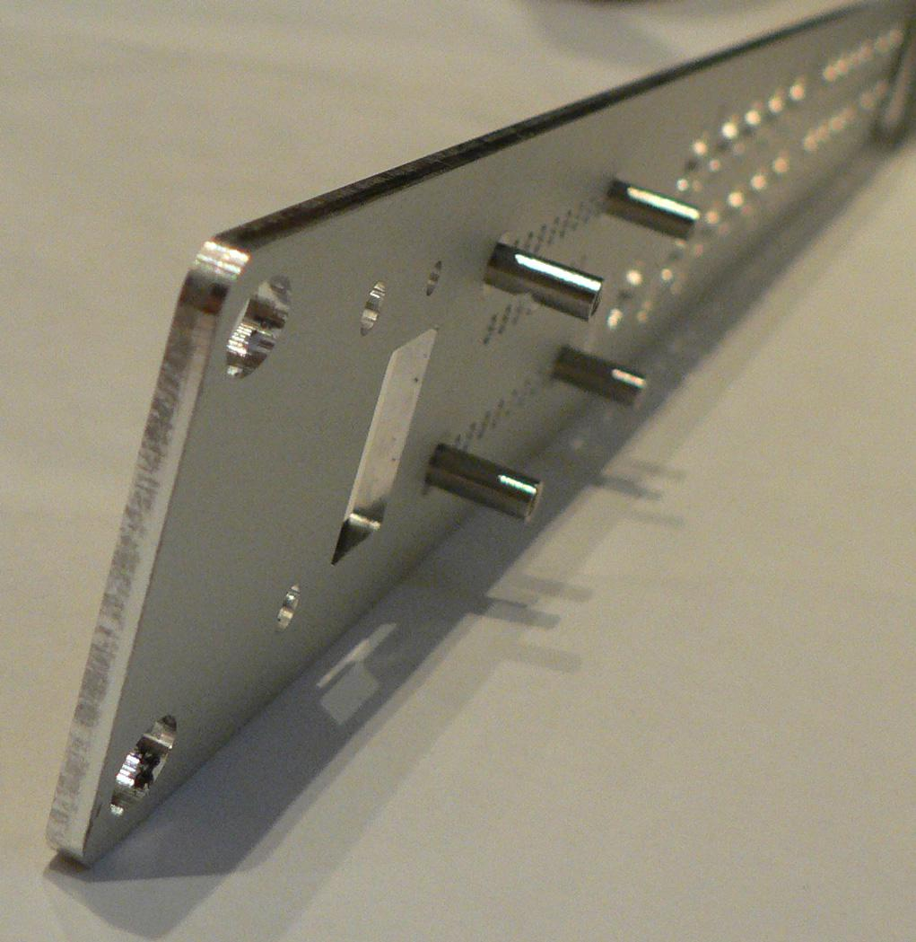 Front Panel for Neve™ VR Modules | rackneve com