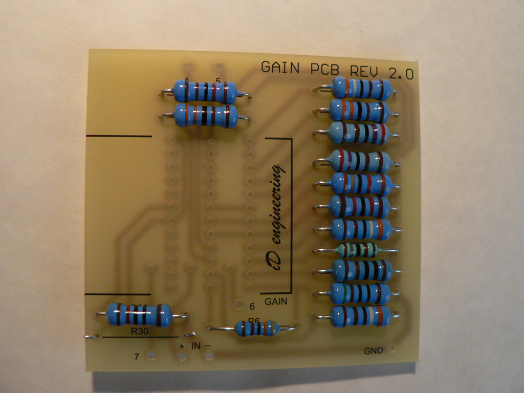 Populating the PCBs | rackneve com
